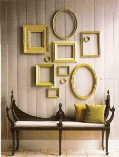 empty frames | Tilly\'s Cottage