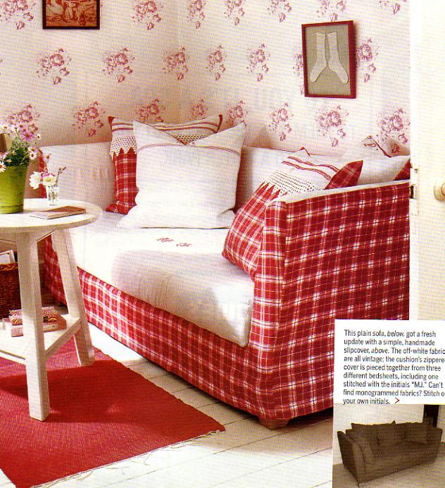red gingham | Tilly\'s Cottage