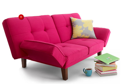 Bon They Should Be Paying Me To Promote This But I Was On The Target Website  Yesterday And I Couldnu0027t Believe This Cute Little Sofa Bed Is Only $179.99.